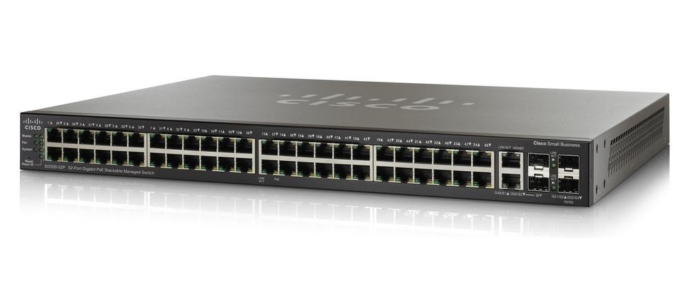Cisco Small Business 500 Series Switch