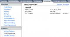 Configuring Time