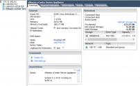 vCenter Server Appliance as a VM