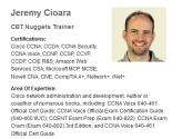Bio of Jeremy Cioara
