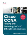 CCNA 200-120 Official Cert Guide Library